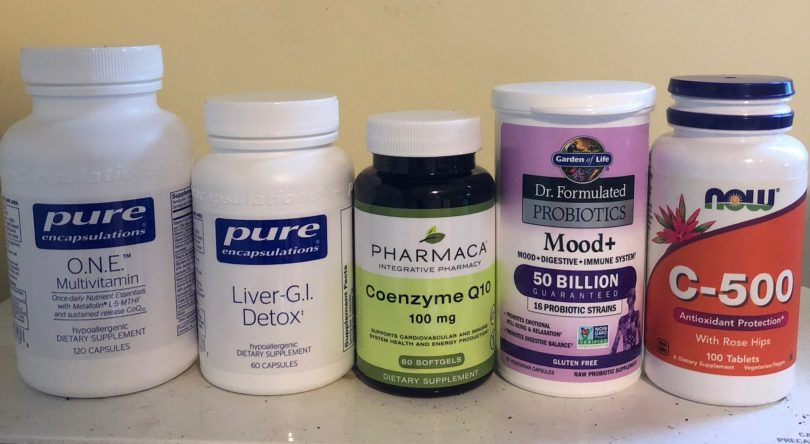 Supplements to support trans men while taking testosterone, including liver and cardiovascular heart health